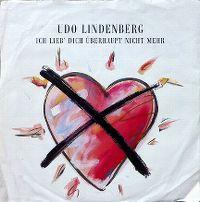 Cover Udo Lindenberg - Ich lieb' dich überhaupt nicht mehr