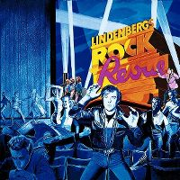 Cover Udo Lindenberg - Lindenbergs Rock Revue