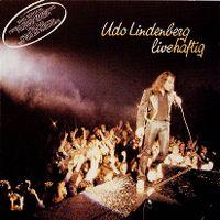 Cover Udo Lindenberg - Livehaftig