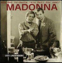 Cover Udo Lindenberg - Madonna