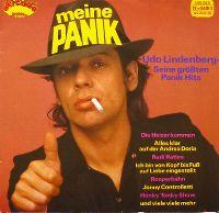 Cover Udo Lindenberg - Meine Panik