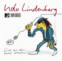 Cover Udo Lindenberg - MTV Unplugged - Live aus dem Hotel Atlantic