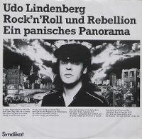 Cover Udo Lindenberg - Rock'n'Roll und Rebellion - Ein panisches Panorama