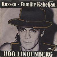 Cover Udo Lindenberg - Russen