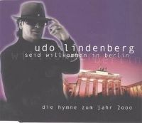 Cover Udo Lindenberg - Seid willkommen in Berlin