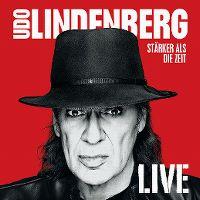 Cover Udo Lindenberg - Stärker als die Zeit - Live