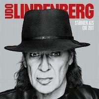 Cover Udo Lindenberg - Stärker als die Zeit