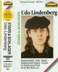 Cover Udo Lindenberg - Stars & Schlager