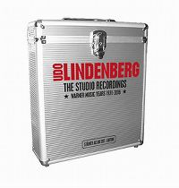 Cover Udo Lindenberg - The Studio Recordings - Warner Music Years 1971-2016
