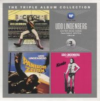 Cover Udo Lindenberg - The Triple Album Collection