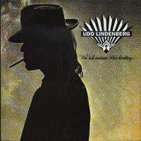 Cover Udo Lindenberg - Wo ich meinen Hut hinhäng...