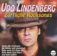 Cover Udo Lindenberg - Zärtliche Rocksongs