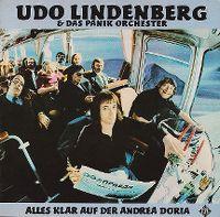 Cover Udo Lindenberg & das Panik-Orchester - Alles klar auf der Andrea Doria