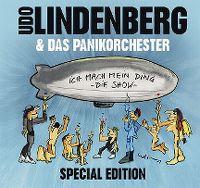 Cover Udo Lindenberg & das Panikorchester - Ich mach mein Ding - Die Show