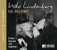 Cover Udo Lindenberg feat. Inga Humpe - Ein Herz kann man nicht reparieren (MTV Unplugged)