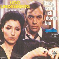 Cover Udo Lindenberg & Leata Galloway - Baby, wenn ich down bin
