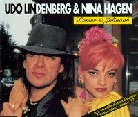 Cover Udo Lindenberg & Nina Hagen - Romeo & Juliaaah