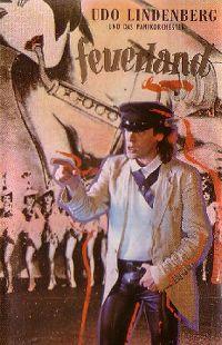Cover Udo Lindenberg und das Panikorchester - Feuerland