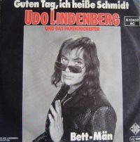 Cover Udo Lindenberg und das Panikorchester - Guten Tag, ich heiße Schmidt