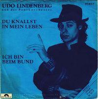 Cover Udo Lindenberg und das Panikorchester - Ich bin beim Bund