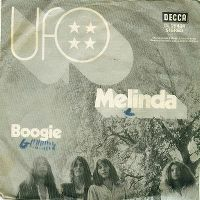 Cover UFO - (Come Away) Melinda