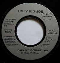 Cover Ugly Kid Joe - Cats In The Cradle