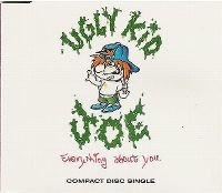 Cover Ugly Kid Joe - Everything About You