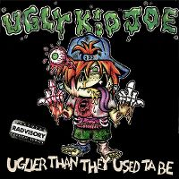 Cover Ugly Kid Joe - Uglier Than They Used Ta Be