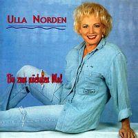 Cover Ulla Norden - Bis zum nächsten Mal