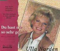 Cover Ulla Norden - Du hast mir so sehr gefehlt