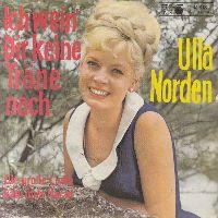 Cover Ulla Norden - Ich wein' Dir keine Träne nach
