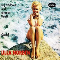 Cover Ulla Norden - Irgendwo auf dieser Welt
