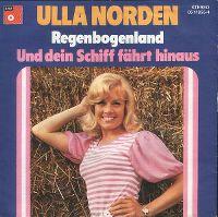 Cover Ulla Norden - Regenbogenland