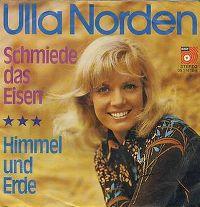 Cover Ulla Norden - Schmiede das Eisen