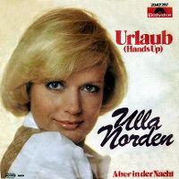 Cover Ulla Norden - Urlaub