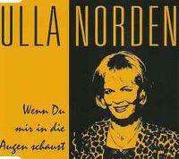 Cover Ulla Norden - Wenn du mir in die Augen schaust