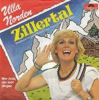 Cover Ulla Norden - Zillertal