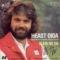 Cover Ulli Bäer - Heast Oida (Alles was uns umbringt, macht uns hart)