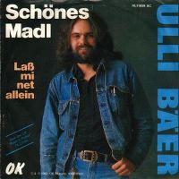 Cover Ulli Bäer - Schönes Madl