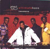 Cover Ultimate Kaos - Casanova