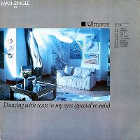 Cover Ultravox - Dancing With Tears In My Eyes