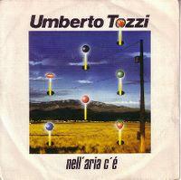 Cover Umberto Tozzi - Nell'aria c'è