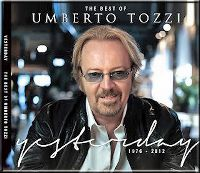 Cover Umberto Tozzi - Yesterday - The Best Of 1976-2012