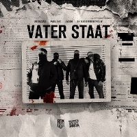 Cover Undacava, AK Ausserkontrolle & Jason feat. Pablokk - Vater Staat