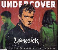 Cover Undercover feat. John Matthews - Lovesick
