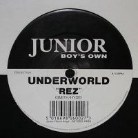 Cover Underworld - Rez