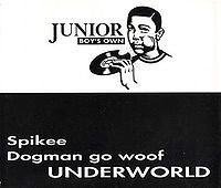 Cover Underworld - Spikee