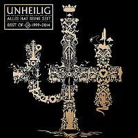 Cover Unheilig - Alles hat seine Zeit - Best Of Unheilig 1999-2014
