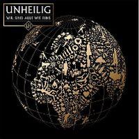 Cover Unheilig - Wir sind alle wie eins