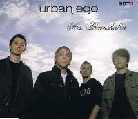 Cover Urban Ego - Mrs. Brainshaker